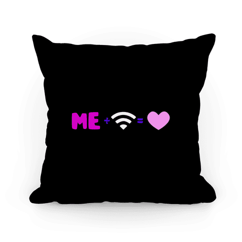 Wifi Love Pillow