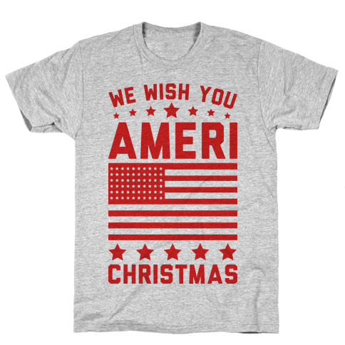 We Wish You AmeriChristmas