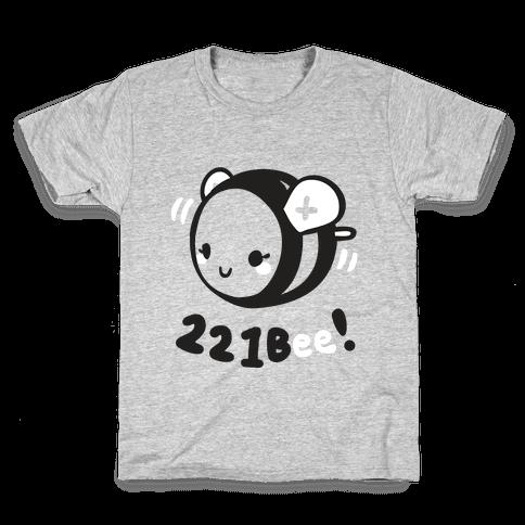 221 Bee Kids T-Shirt