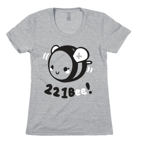 221 Bee Womens T-Shirt