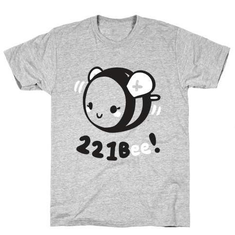 221 Bee Mens T-Shirt