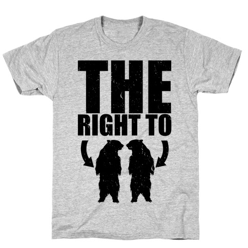 The Right to Bear Arms T-Shirt