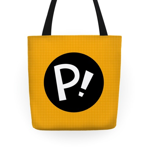 Fooly Cooly P! Sign Tote