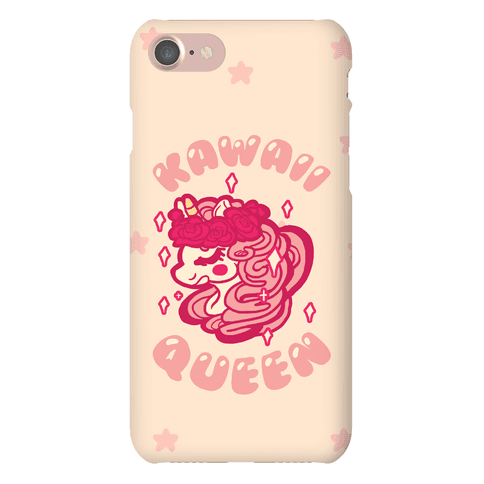 Kawaii Queen Phone Case