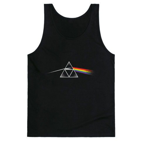 Dark Side of the Triforce Tank Top