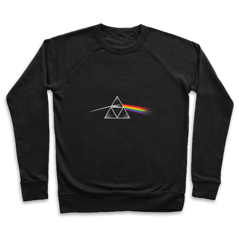 Dark Side of the Triforce Pullover