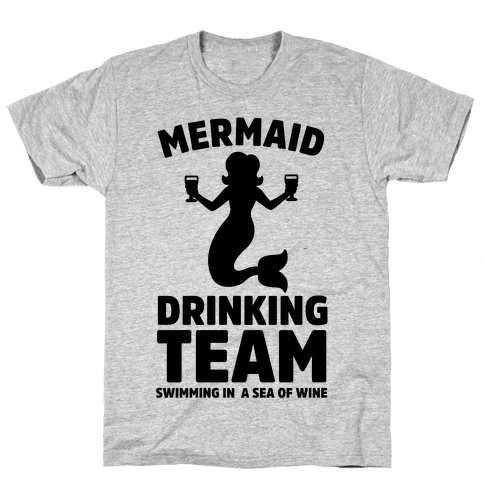 Mermaid Drinking Team