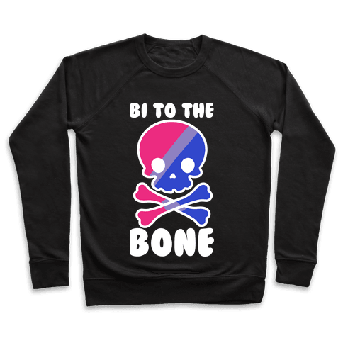 Bi to the Bone Pullover