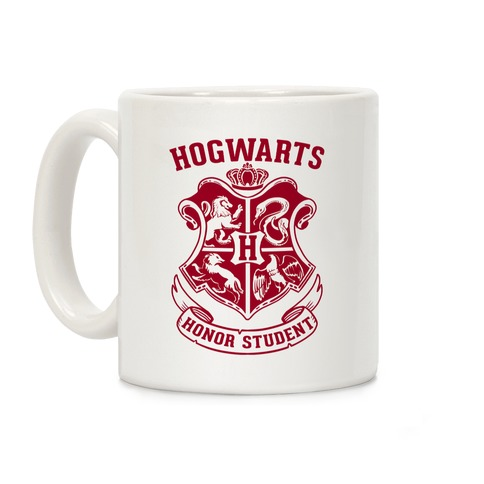 Hogwarts Honor Student Coffee Mug