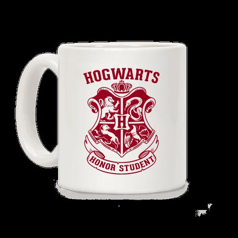 Hogwarts Honor Student Coffee Mug