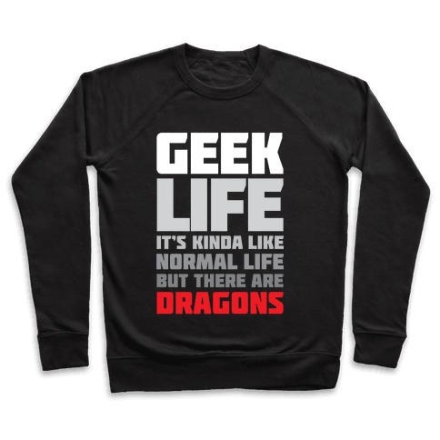 Geek Life Pullover
