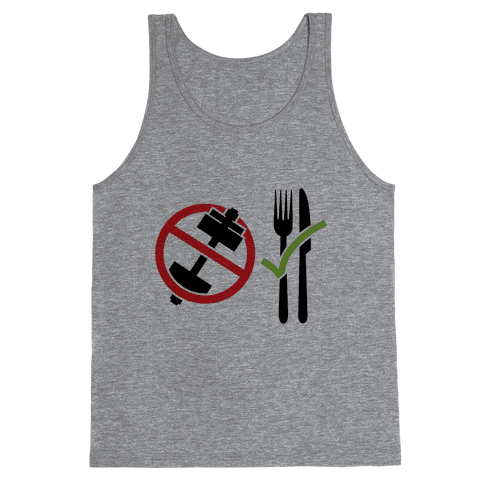Workout: No | Eat: Yes Tank Top