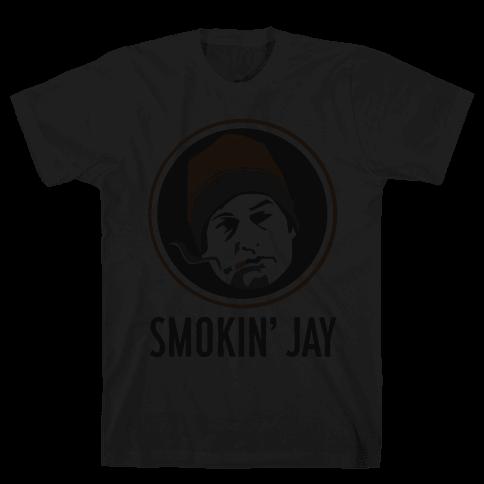 Smokin' Jay's Mens T-Shirt