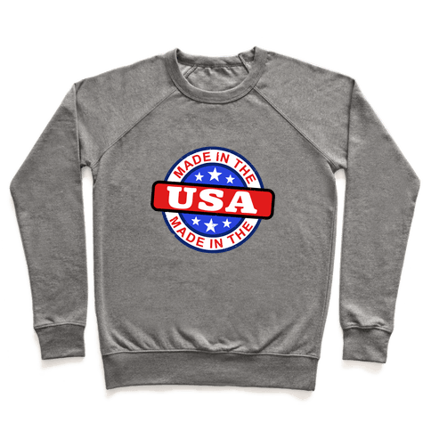 Made In The USA (Flag) Pullover