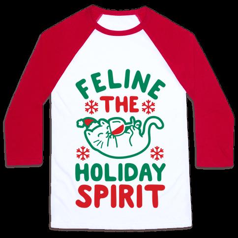 Feline the Holiday Spirit