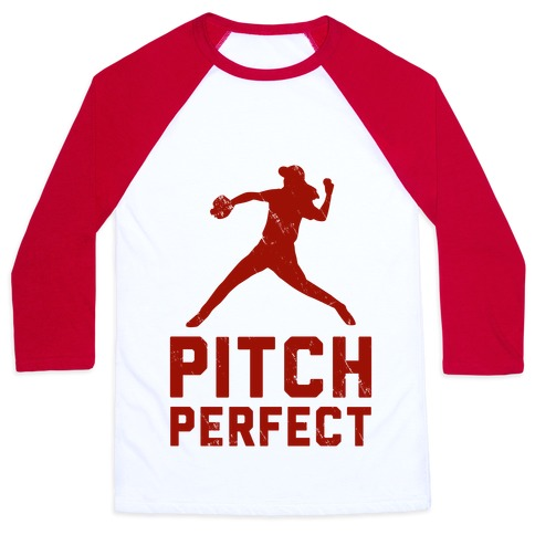 Pitch Perfect (Baseball Tee) Baseball Tee