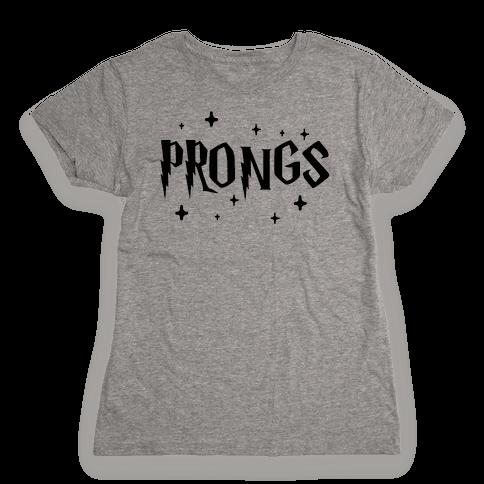 Prongs Best Friends 3 Womens T-Shirt