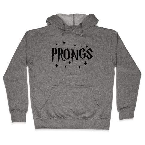 Prongs Best Friends 3 Hooded Sweatshirt