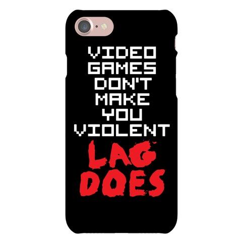 Lag Phone Case