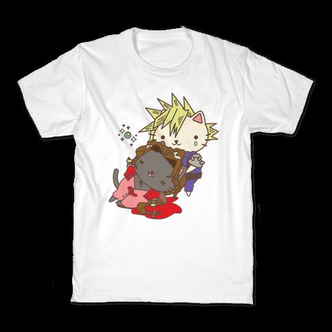 Final Cat Fantasy Kids T-Shirt