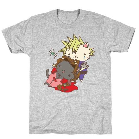 Final Cat Fantasy T-Shirt