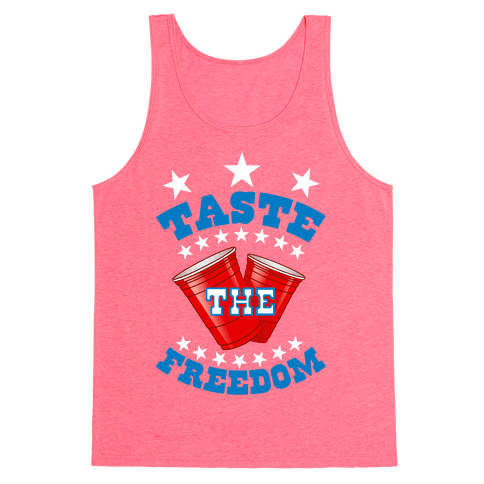 Taste the FREEDOM Tank Top