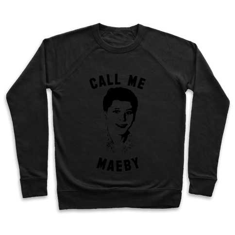 CALL ME MAYBE Pullover