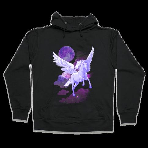 Cosmic Pegasus Hooded Sweatshirt