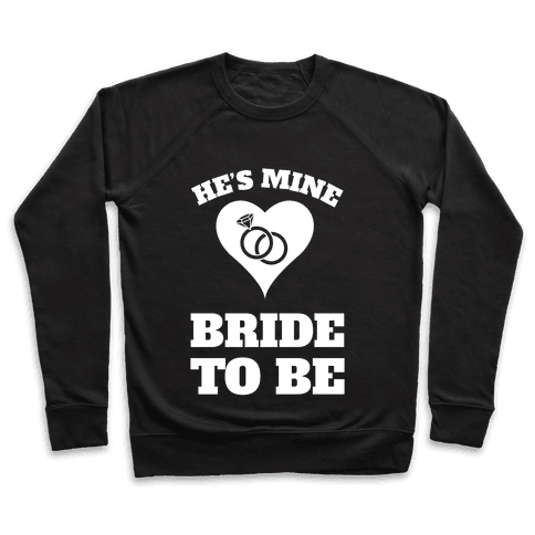 He's Mine Pullover