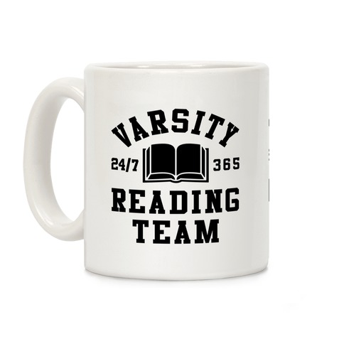 Varsity Reading Team Coffee Mug