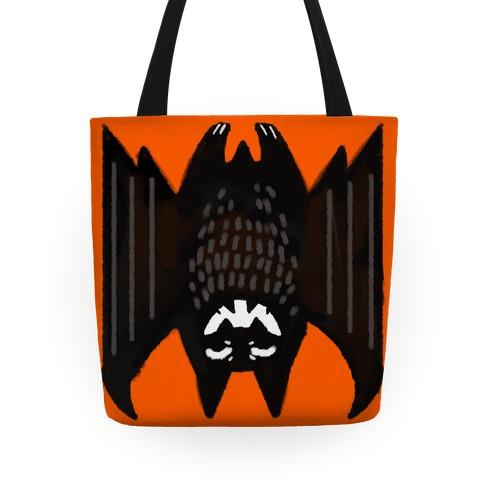 Spooky Bat Tote
