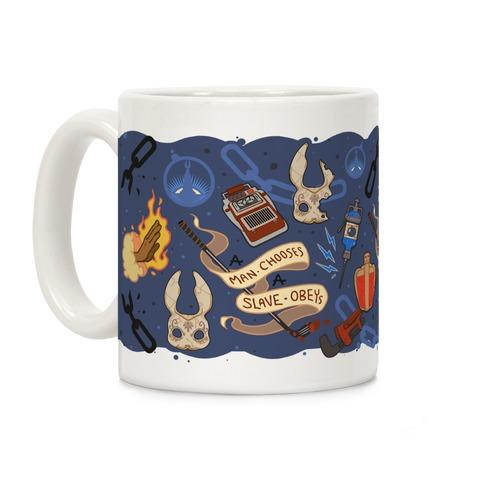 Bioshock Pattern Coffee Mug