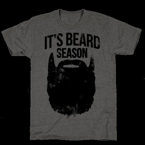It's Beard Season