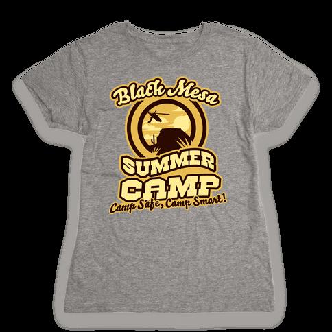 Mesa Summer Camp Womens T-Shirt