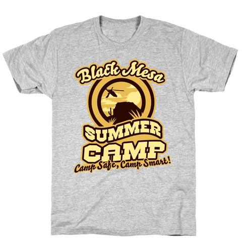 Mesa Summer Camp Mens T-Shirt