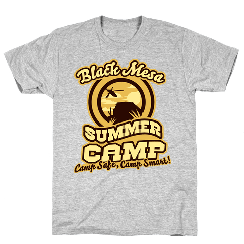 Mesa Summer Camp Mens T-Shirt