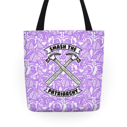 Smash the Patriarchy Tote