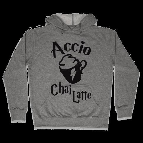 Accio Chai Latte Hooded Sweatshirt