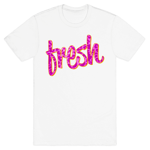 Leopard Fresh Mens T-Shirt