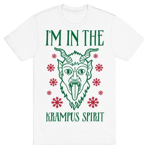 I'm In The Krampus Spirit T-Shirt