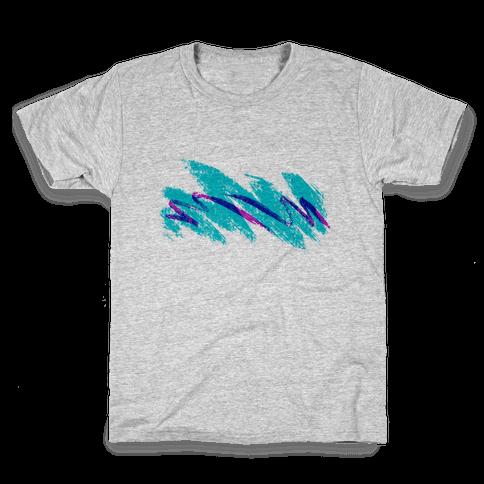 90s Jazz Wave Kids T-Shirt