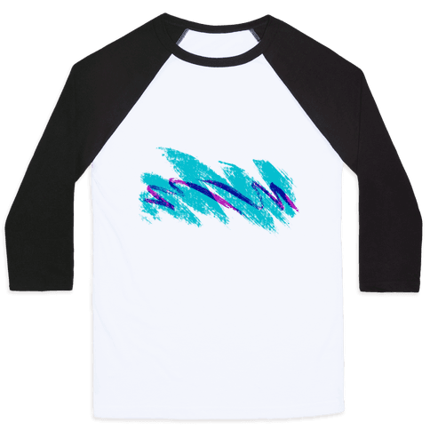 90s Jazz Wave Baseball Tee