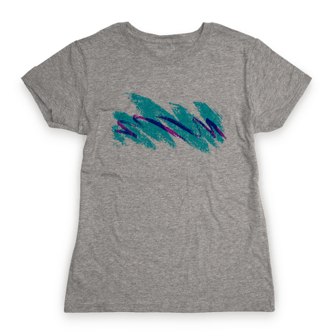 90s Jazz Wave Womens T-Shirt