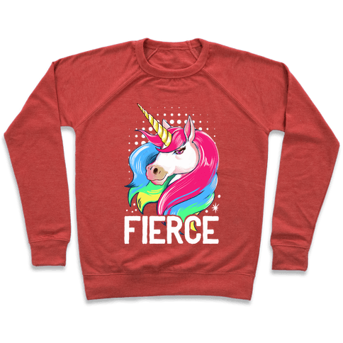 Fierce Unicorn Pullover