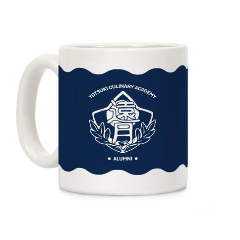 Totsuki Culinary Academy Alumni Coffee Mug