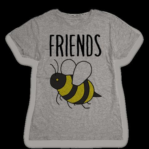 Best Friends: Bee Womens T-Shirt