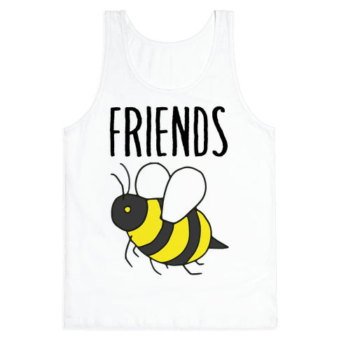 Best Friends: Bee Tank Top