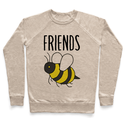 Best Friends: Bee Pullover