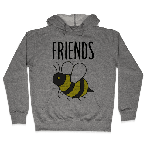 Best Friends: Bee Hooded Sweatshirt