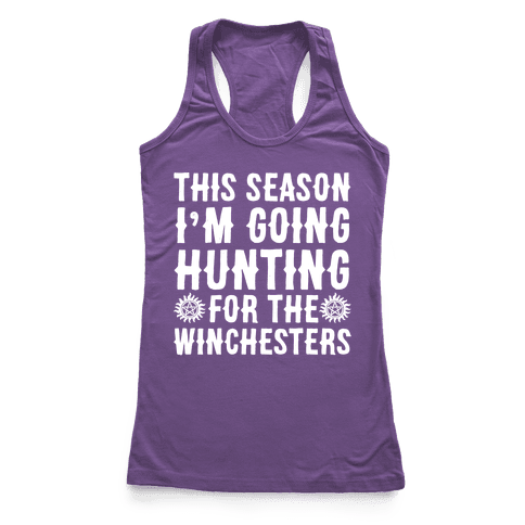 This Season I'm Going Hunting For The Winchesters
